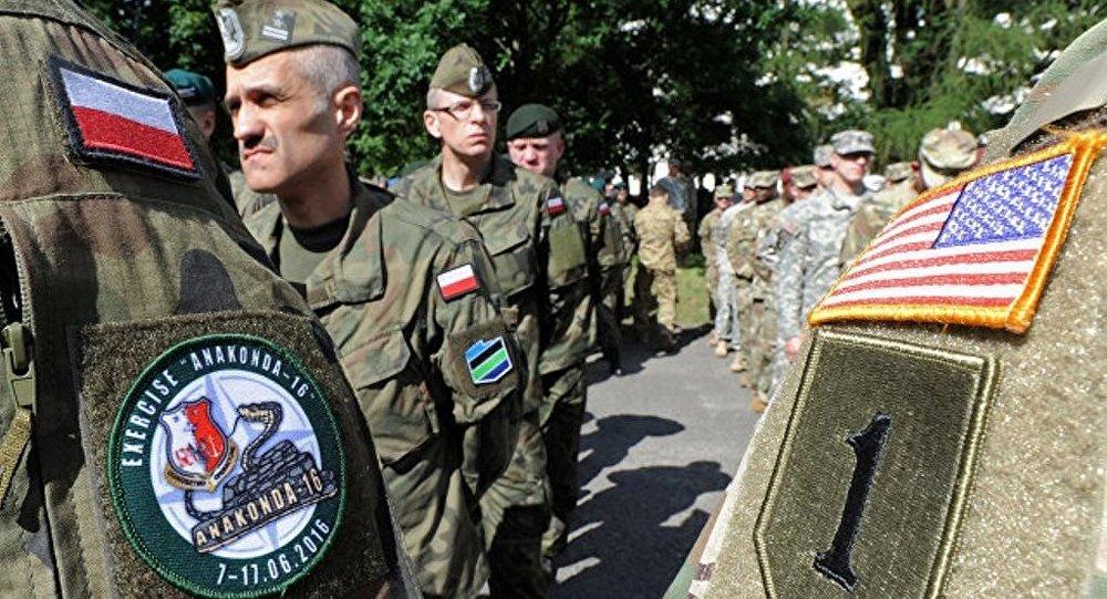 波兰邀请美国建军事基地?俄方:将招致俄方反击