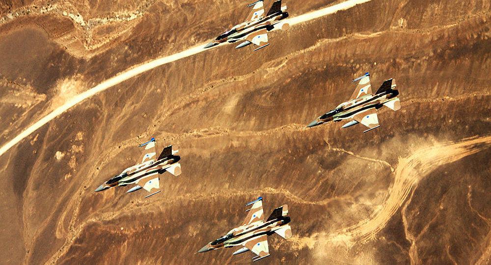 俄军苏34战机黎巴嫩拦截以军F16?俄方:肤浅的瞎话