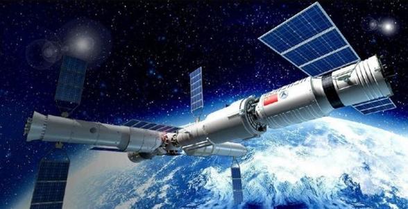 共合作、同发展 中国空间站向世界抛出橄榄枝