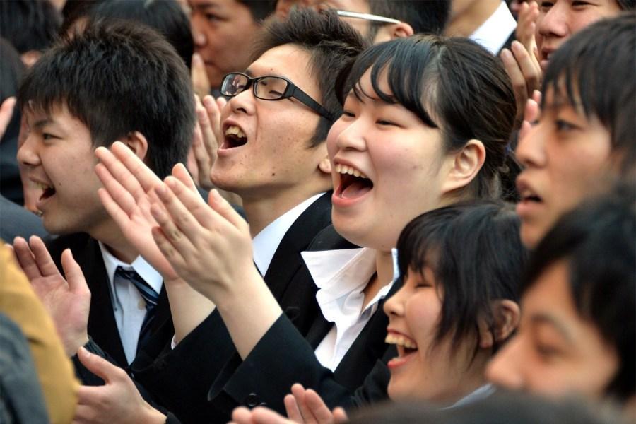 日本计划提高外国学生留日就业比例