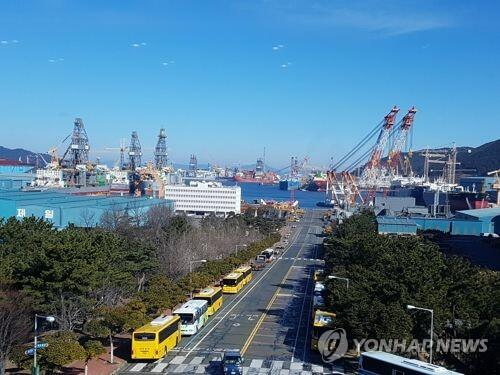 韩设五处工业危机区应对造船业衰退