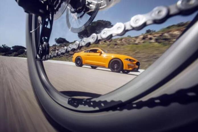 有钱就是可以任性 福特发起WheelSwap VR项目