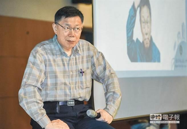 蔡正元:民进党推姚文智参选暗藏玄机 得票恐刚好让柯文哲落选