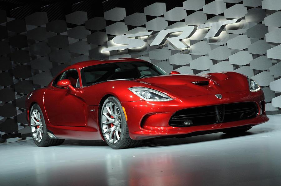 道奇蝰蛇将于2020年携自吸式V8引擎回归