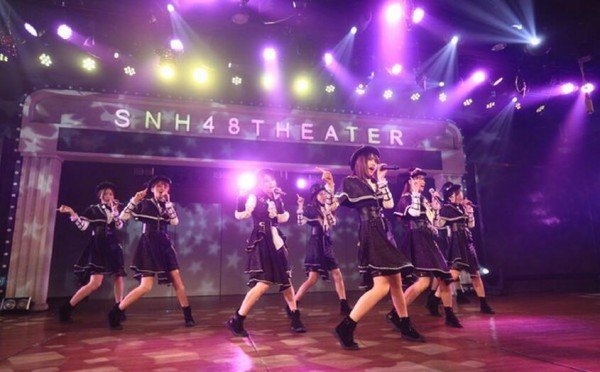 SNH48被曝抄袭 抄袭速度世界第一