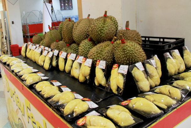 泰国开发太空食品 将用火箭把榴莲干送上天
