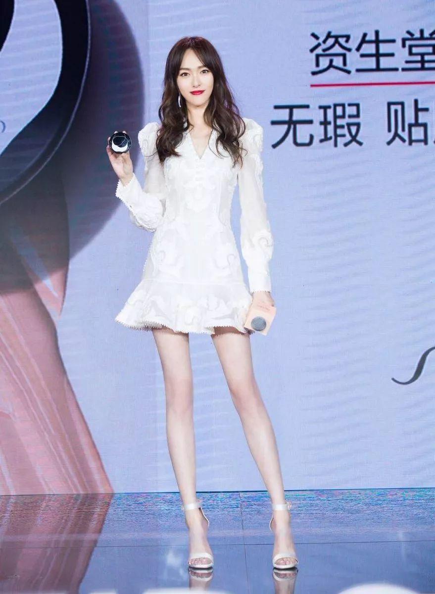 最适合夏天的小白裙,不同身材怎么挑?