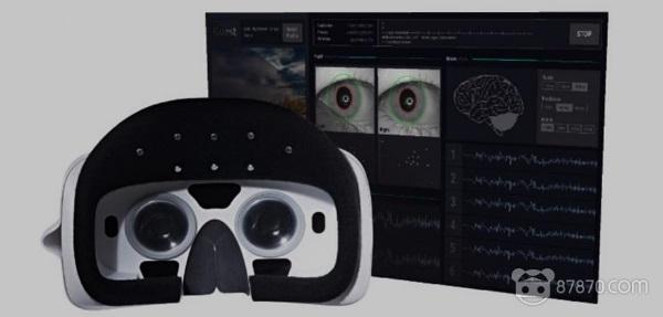 "VR只能看小黄片?这个公司做了懂""情绪""的头显"