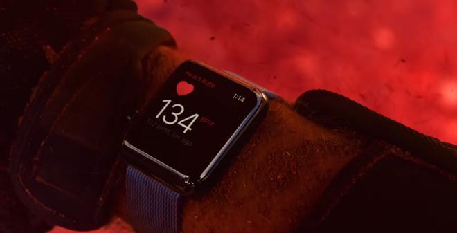 又救一人!Apple Watch发现用户异常提醒其去医院