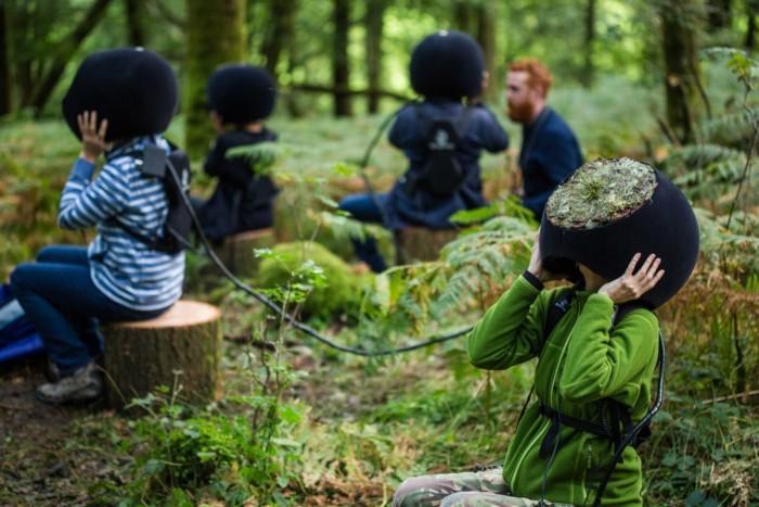 这个VR项目向我们展示了动物如何看待这个世界