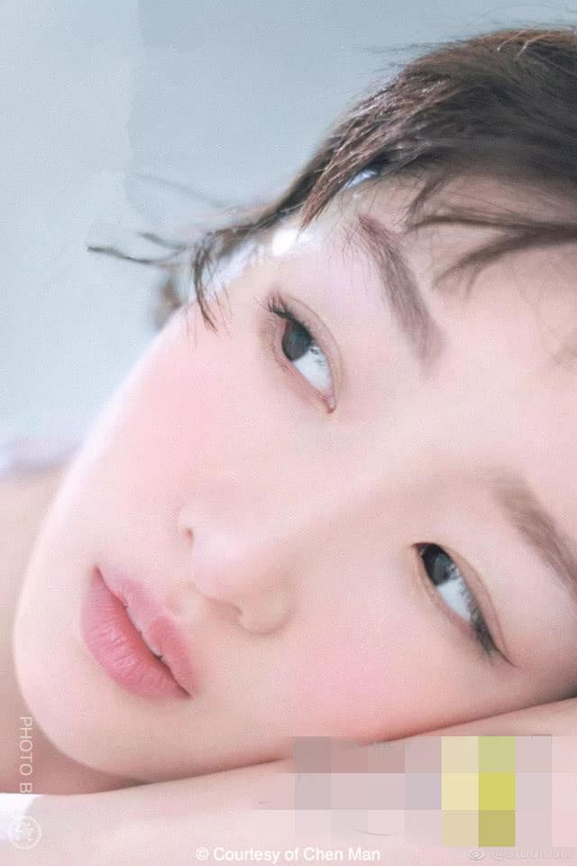 周冬雨最新写真大片,清纯撩人有初恋的感觉!