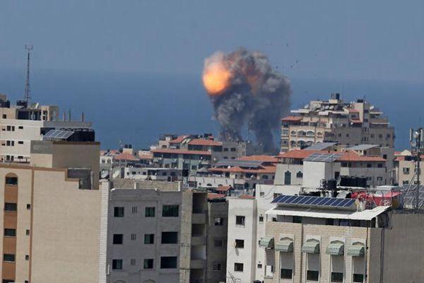 以色列空袭加沙地带 报复该国南部遭炮击