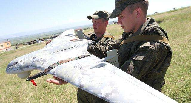 俄空降军年底前将全部装备无人机