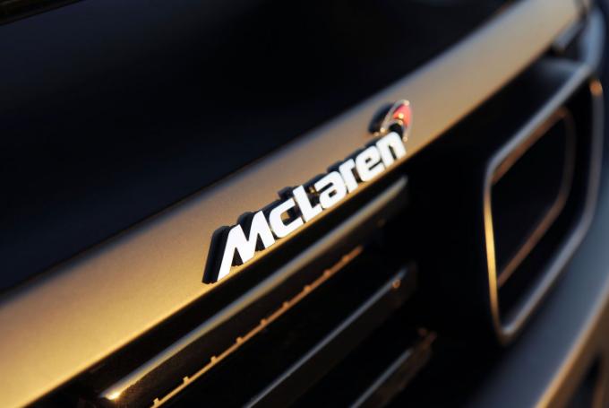 迈凯伦产量突破1.5万辆大关 创立新里程碑