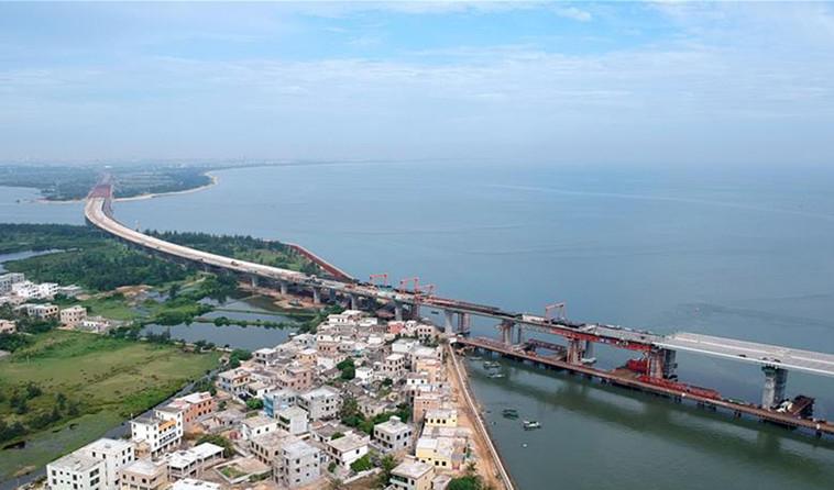 国内首座跨断裂带大桥年底通车 总投资约30亿