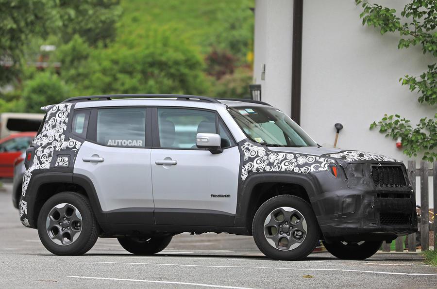 Jeep自由侠2019年迎来改款 技术升级/推轻度混动版