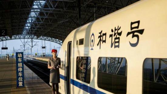 广东西部沿海高铁江门至湛江段进入试运行