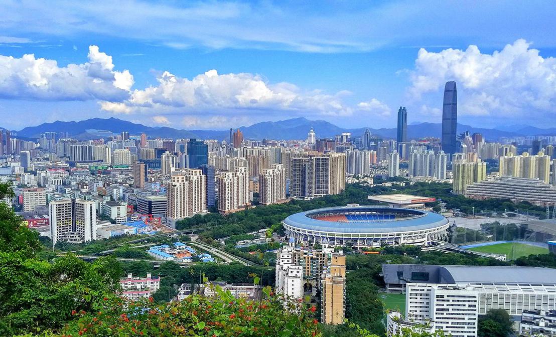 深圳城市生长的力量