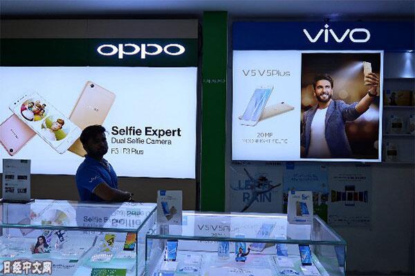 日媒揭秘小米如何成为印度智能手机市场第一
