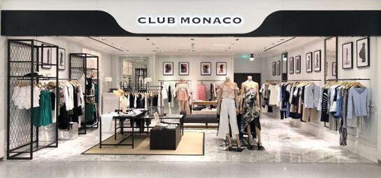 Club Monaco正式入驻西安SKP精品店,呈现时尚生活方式与多元化购物体验