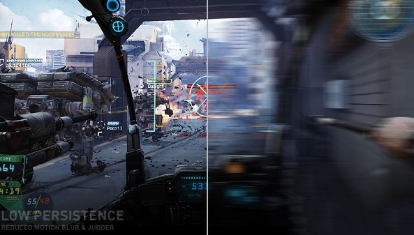 LG用AI提升VR显示分辨率 减轻VR内容延迟与运动模糊