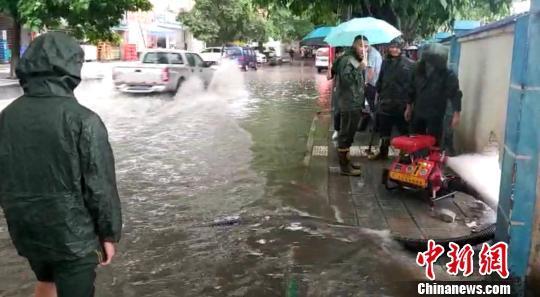 重庆五月暴雨较常年多一倍 暴雨致20余万人受灾