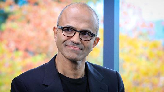 微软市值反超Alphabet:得益于云计算业务增长