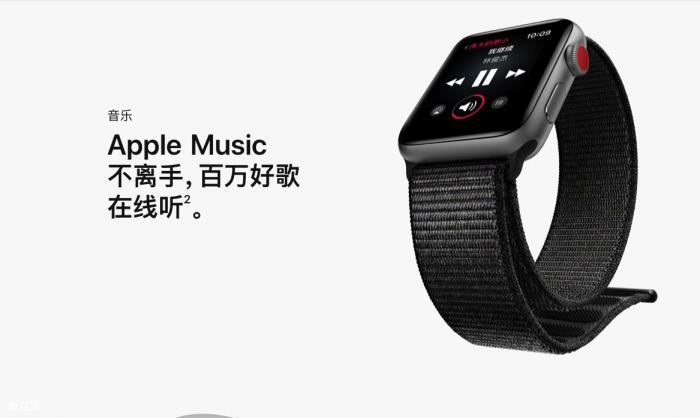 苹果发布watchOS 4.3.1 开始抛弃watchOS 1应用