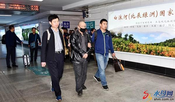 山东一杀人嫌犯潜逃25年落网:远走黑龙江,在多个煤矿工作