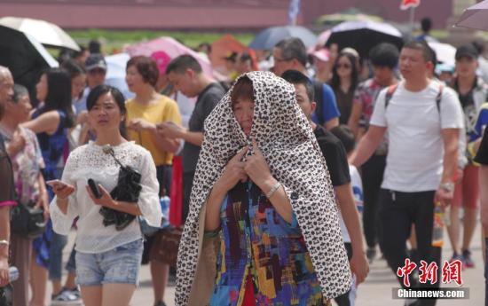 北京31日起高温天气登场 最高温维持在34℃至35℃