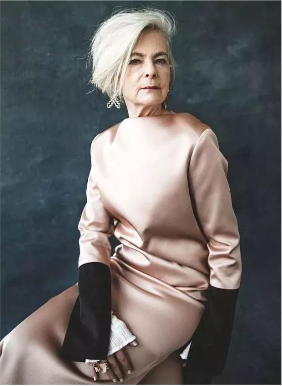 琳恩·斯莱特68岁比超模还潮,关于她需要了解的几件事儿
