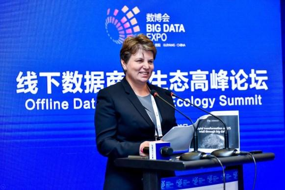GD创始人Victoria: 大数据是零售业技术革命的核心
