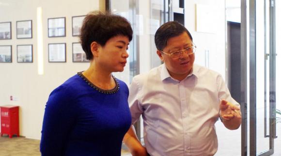 贵阳市副市长王玉祥视察贵阳大数据交易所