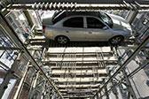 太原现50米高立体车库 56平米可停车50辆