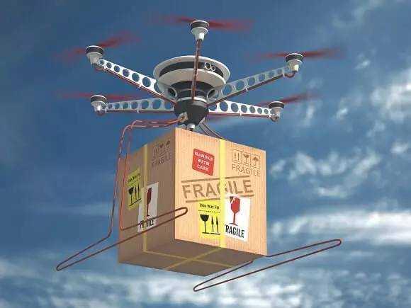 机器人炒菜+无人机配送 餐饮业如何靠无人化解决用工难