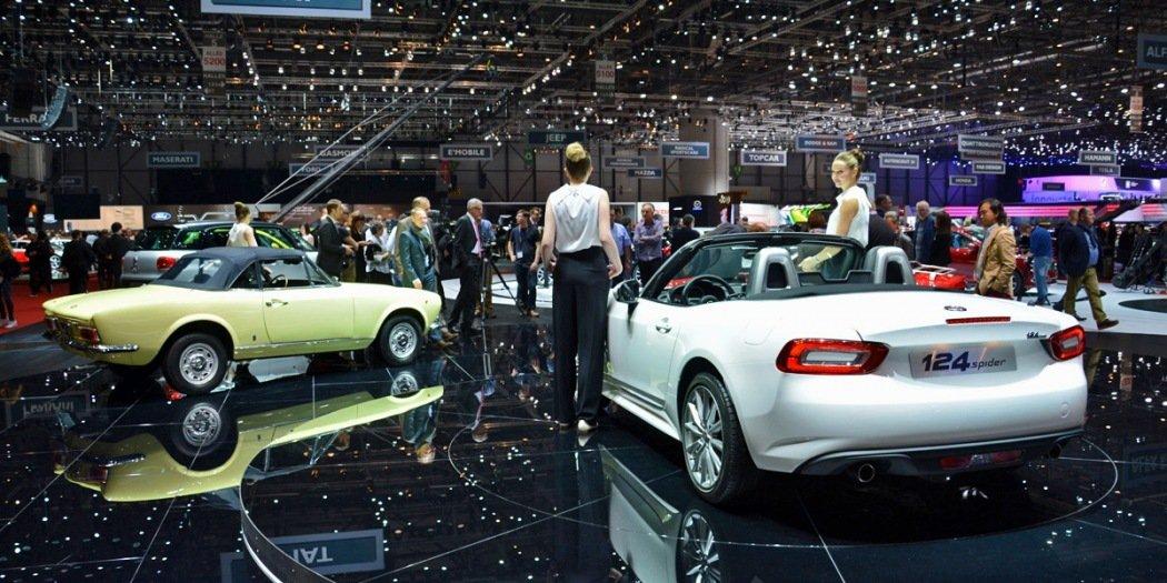 FCA宣布退出2018巴黎车展 派玛莎拉蒂代表参展