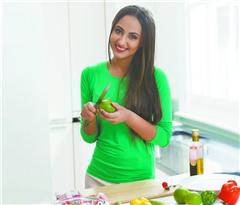 印度女人美容秘诀在厨房