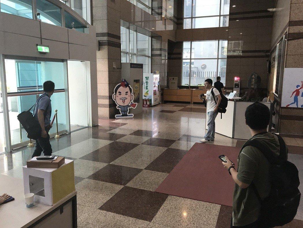 国民党中央党部凌晨遭纵火 警方逮捕一嫌犯