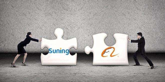 苏宁出售阿里股票 预计可实现净利56.01 亿