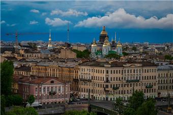 俄罗斯世界杯旅游攻略:走近圣彼得堡
