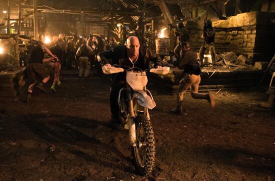《极限特工4》11月开拍并定档上映日期 范·迪塞尔续演男一号