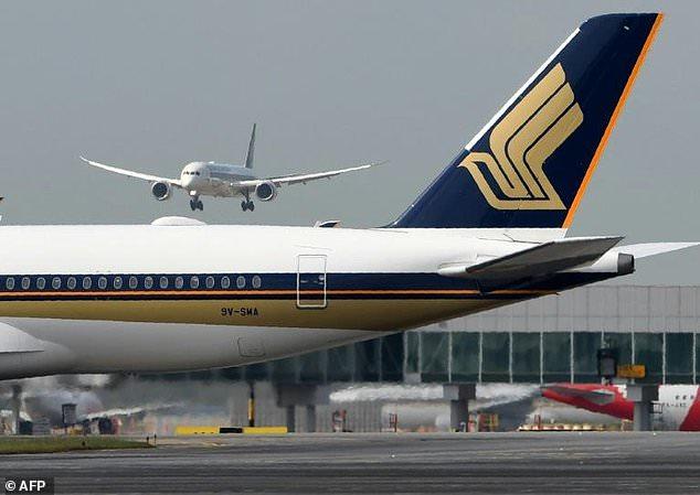 新加坡航空10月起时时彩后三玩法将运营1.67万公里全球最长航班