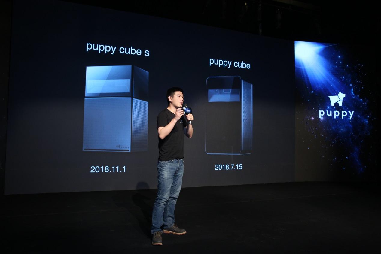 puppy cube光影魔屏首测:触手可及的黑科技