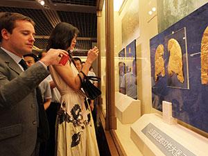 激荡四十年·中国文物的沧桑史