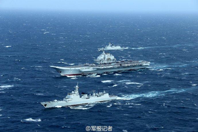【解局】辽宁舰体系作战能力初成,意味着什么?