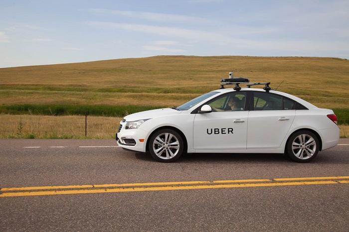 Uber将与竞争对手合作 让自动驾驶汽车更安全