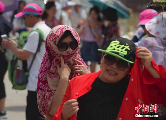 北京今起三天持续高温 最高气温可达35-36℃