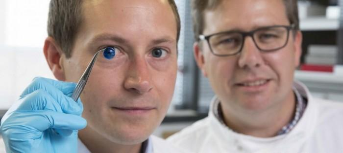 消除失明!研究人员创建世界首个3D打印角膜