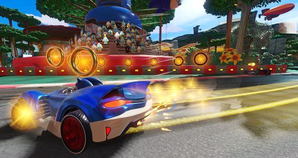 世嘉索尼克赛车《Team Sonic Racing》公布