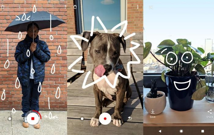 AR应用Just a Line登陆iOS 可和好友一起创建涂鸦